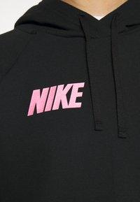 Nike Sportswear - Topper langermet - black/hyper pink - 5