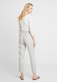 White Stuff - MAISON TROUSER - Trousers - grey - 2