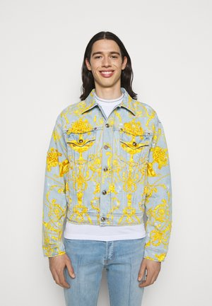 COLUMBUS  - Denim jacket - light blue