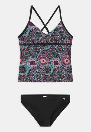 TANKINI SET - Swimsuit - black