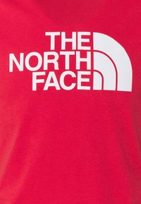 The North Face - M S/S EASY TEE - EU - T-shirt med print - rococco red - 5