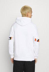 Puma - HOODIE - Sweatshirt - white - 2
