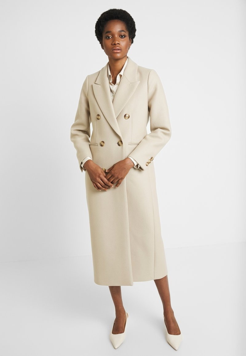 IVY & OAK - Classic coat - cedar wood