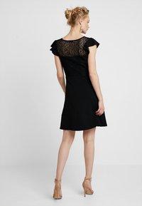 mint&berry - Jersey dress - black - 3