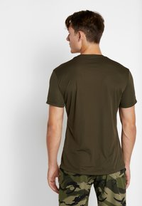 Björn Borg - TEE ATOS - T-shirt med print - forest night - 2