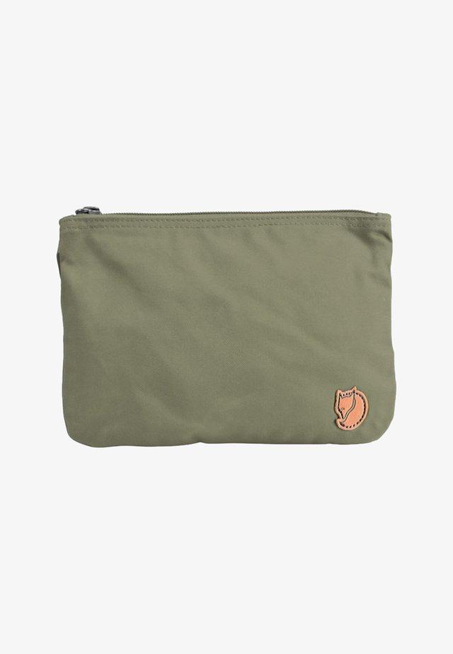 Wash bag - green