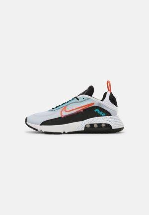 AIR MAX 2090 UNISEX - Sneakersy niskie - white/turf orange/black/aquamarine/pure platinum/lotus pink