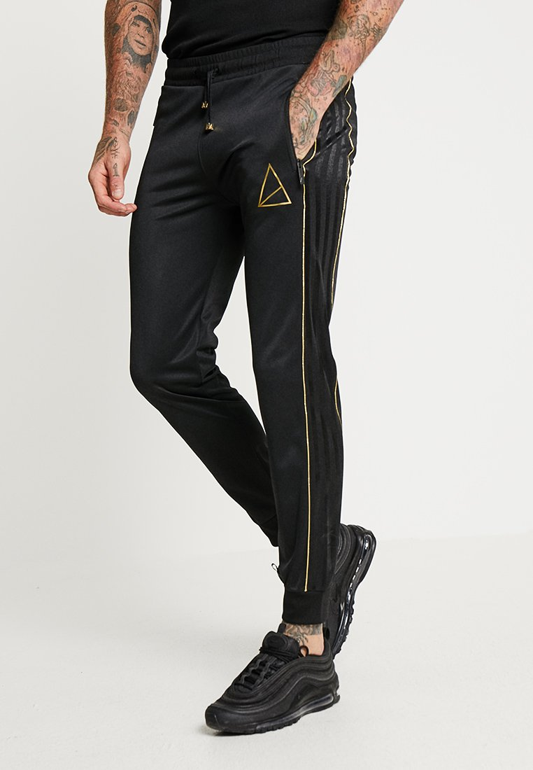 Golden Equation - LUDLOW - Pantalones deportivos - black