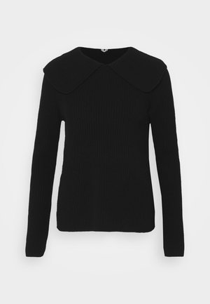 SWEATER - Jersey de punto - black