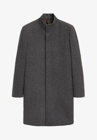 Mango - FUNNEL - Classic coat - grau - 6