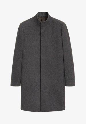 FUNNEL - Classic coat - grau