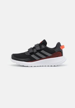 TENSAUR RUN UNISEX - Scarpe running neutre - core black/footwear white