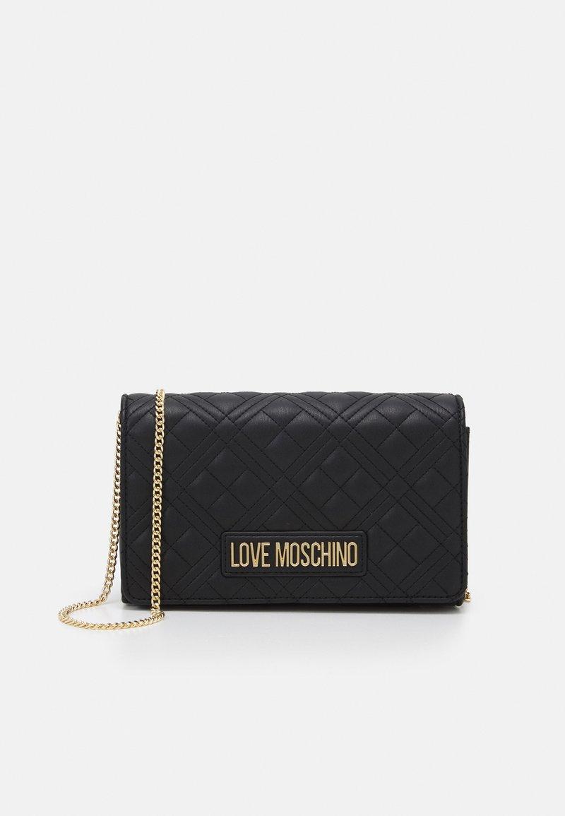 Love Moschino - Borsa a tracolla - nero