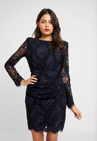 Mossman - LET'S GET LOST MINI DRESS - Cocktail dress / Party dress - navy - 0