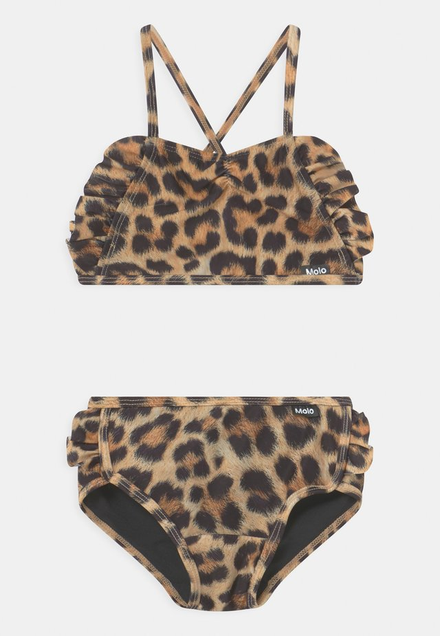 NANDA SET - Bikini - brown
