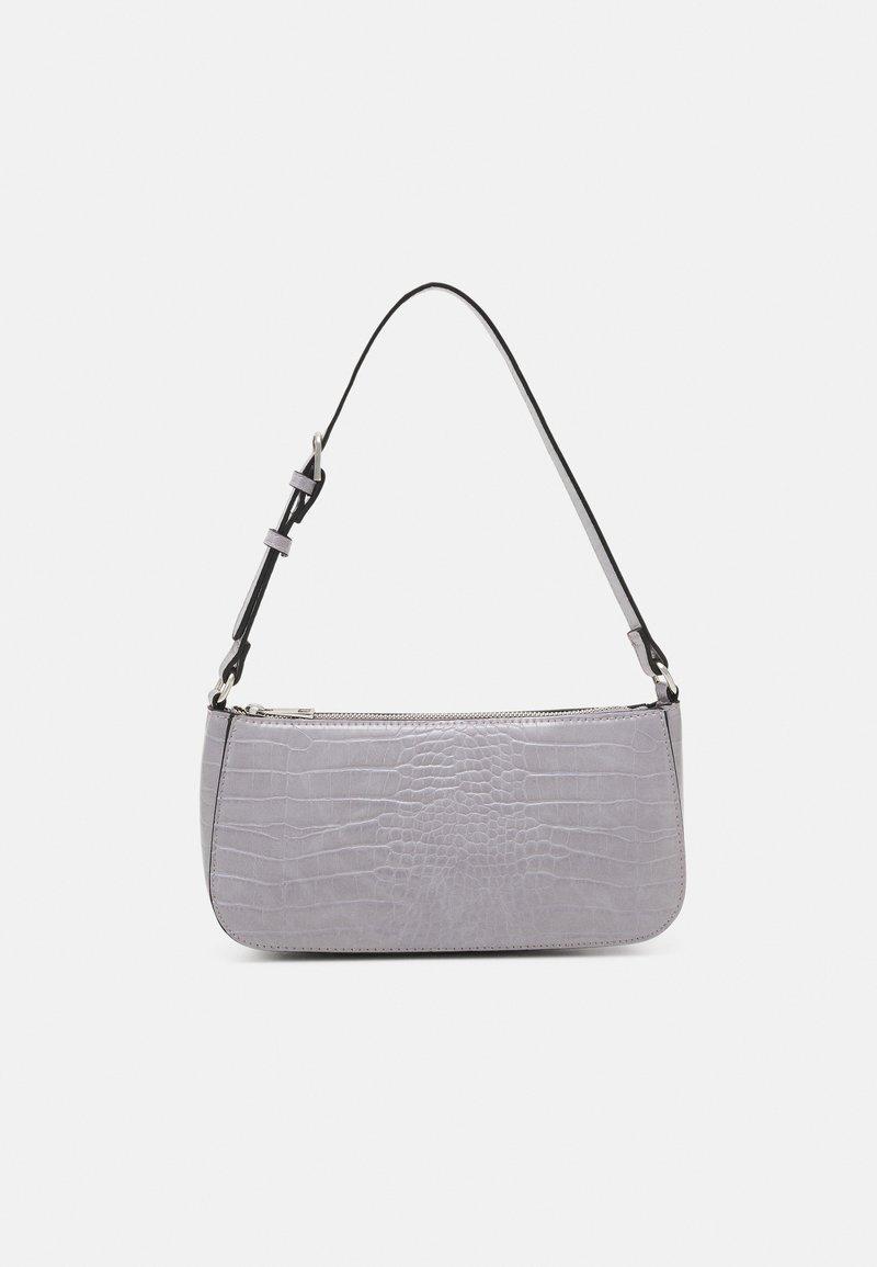 Lindex - BAG ELLA CROCO - Handbag - lilac