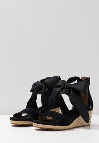 UGG - TRINA - Loafers - black - 4