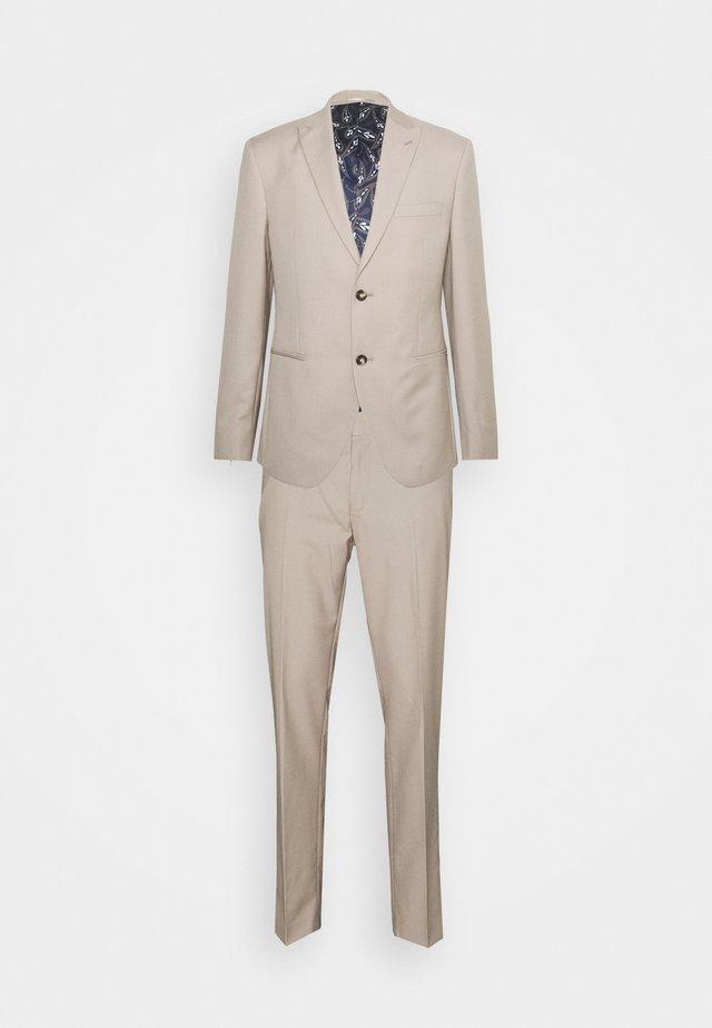 THE FASHION SUIT PEAK - Costume - beige