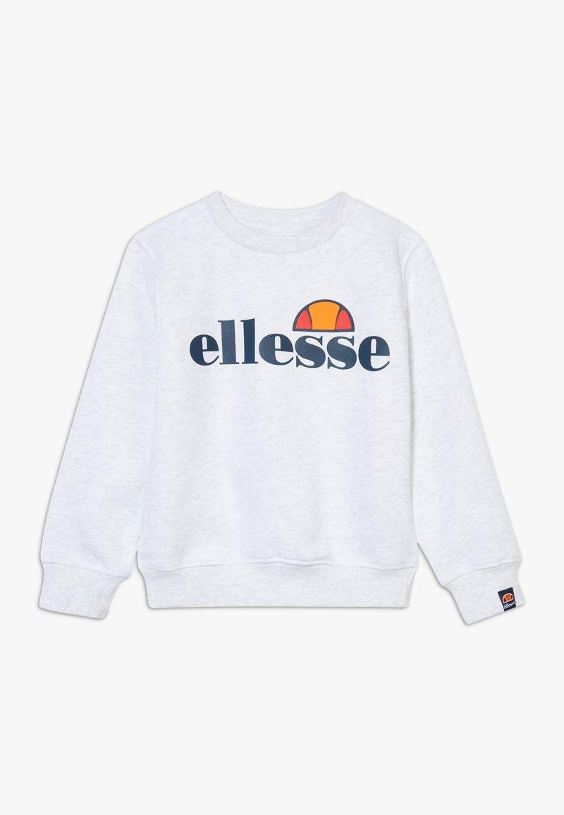 Ellesse - SIOBHEN - Sweatshirt - white marl