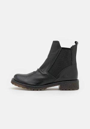 CASTER - Korte laarzen - uraco black