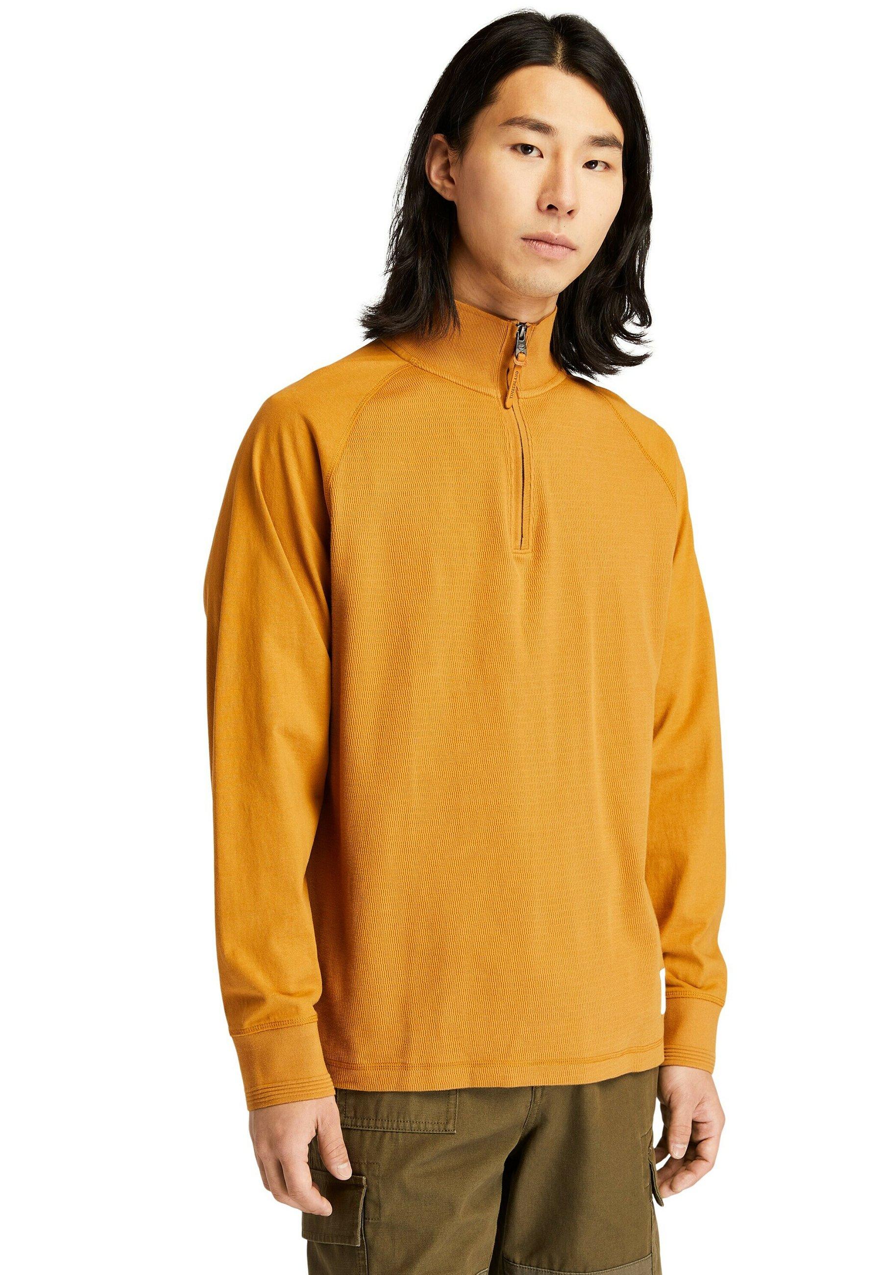 Homme LS CAN 1/2 ZIP PL - Sweatshirt
