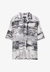 PULL&BEAR - Overhemd - grey - 4