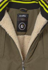 Killtec - BANTRY BYS - Winter jacket - khaki - 4