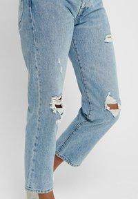 ONLY - Jeans straight leg - light blue denim - 3