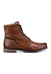 COX - Lace-up ankle boots - dunkelbraun - 0