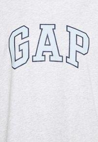 GAP - EASY TEE - Print T-shirt - grey - 2