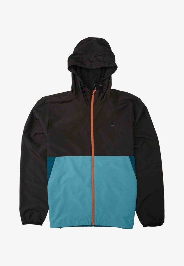 Windbreaker - deep teal