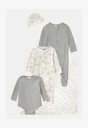 BUNDLE SET UNISEX - Muts - milk
