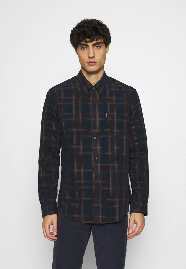 PRINTED CHECK  - Shirt - port