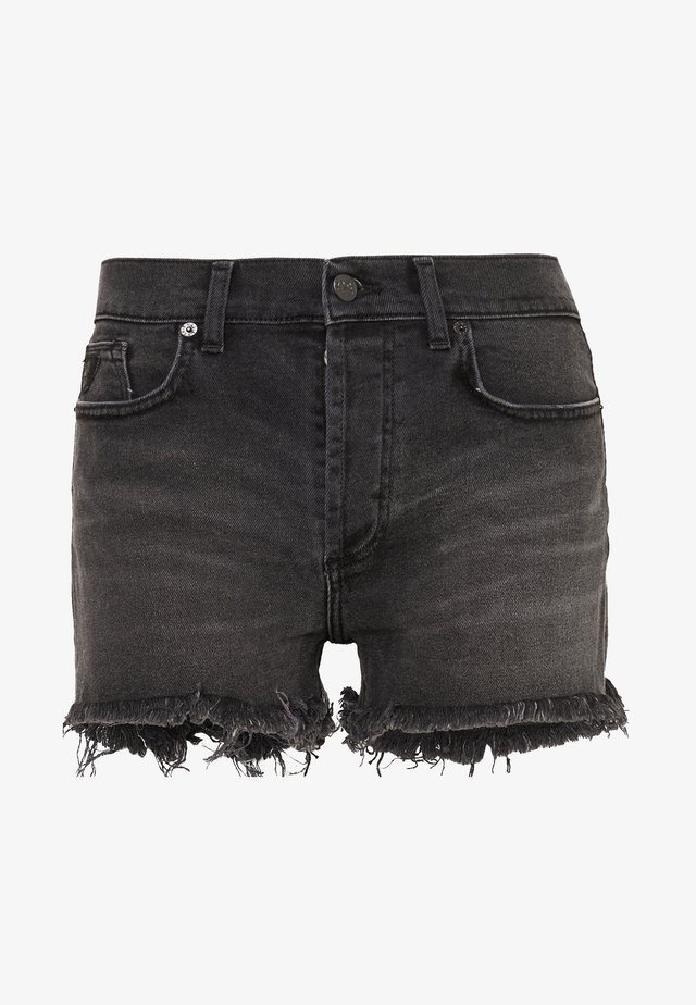 SANTA - Shorts di jeans - dark stone