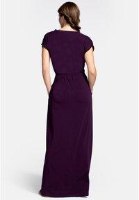 HotSquash - Maxi dress - damson - 1