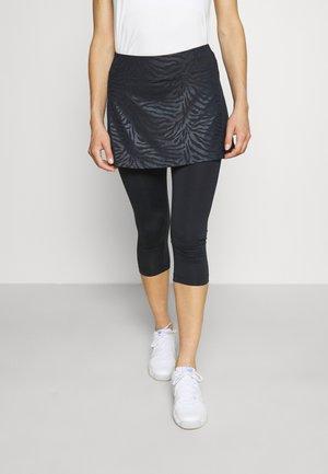 SKORT CHIRINI - Sports skirt - total eclipse blue