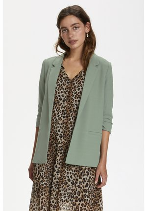 SHIRLEY  - Blazer - hedge green