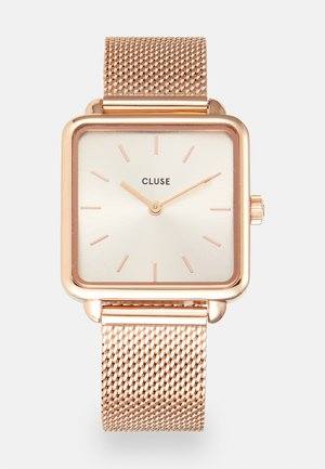 LA TETRAGONE - Watch - rose gold-coloured