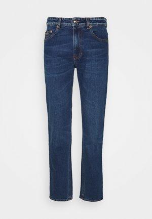 COMFORT - Straight leg jeans - indigo