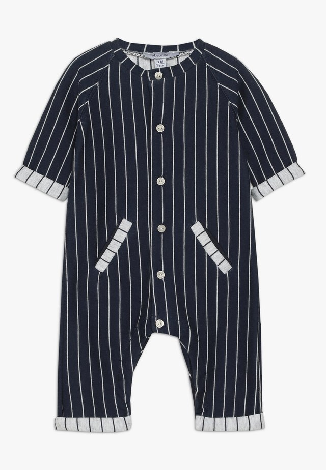 BABY ALL IN ONE CLAIR DE LUNE - Jumpsuit - marine blue