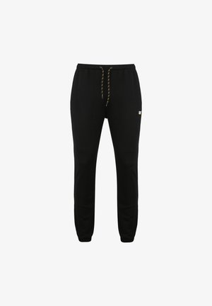LOGO JOGGINGHOSE HERREN - Tracksuit bottoms - black