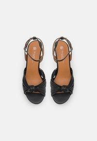 Divine Factory - Platform sandals - noir - 5