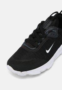 Nike Sportswear - RT LIVE UNISEX - Trainers - black/white/dark smoke grey - 6
