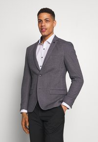 Esprit Collection - SOFT TWO TONE - Suit jacket - grey - 0