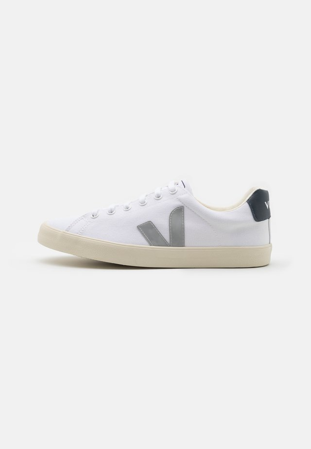 ESPLAR  - Trainers - white/oxford grey/nautico