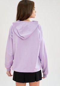 DeFacto - DISNEY - Hoodie - purple - 2
