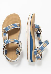 Teva - MIDFORM UNIVERSAL WOMENS - Walking sandals - halcon dark blue - 1