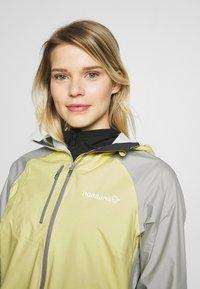 Norrøna - BITIHORN DRI1 JACKET - Hardshell jacket - sunny lime - 3