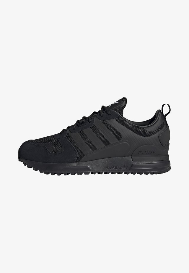 ZX 700 HD SHOES - Sneakers laag - core black/ftwr white