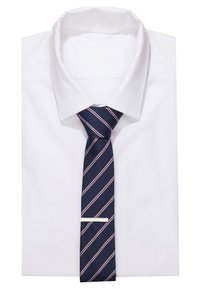 Jack & Jones - JACBELLAMY TIE BOX SET - Tie - navy blazer